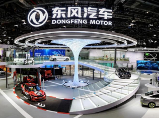 风行家用概念车 T5 EVO雷霆版上海车展联袂首发