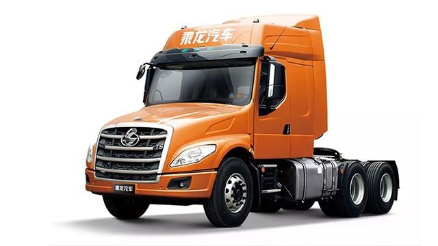 1400L超大油箱,乘龙T5超长续航实力派