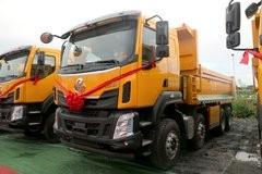 引领城建渣土行业新标杆 H5渣土车实拍